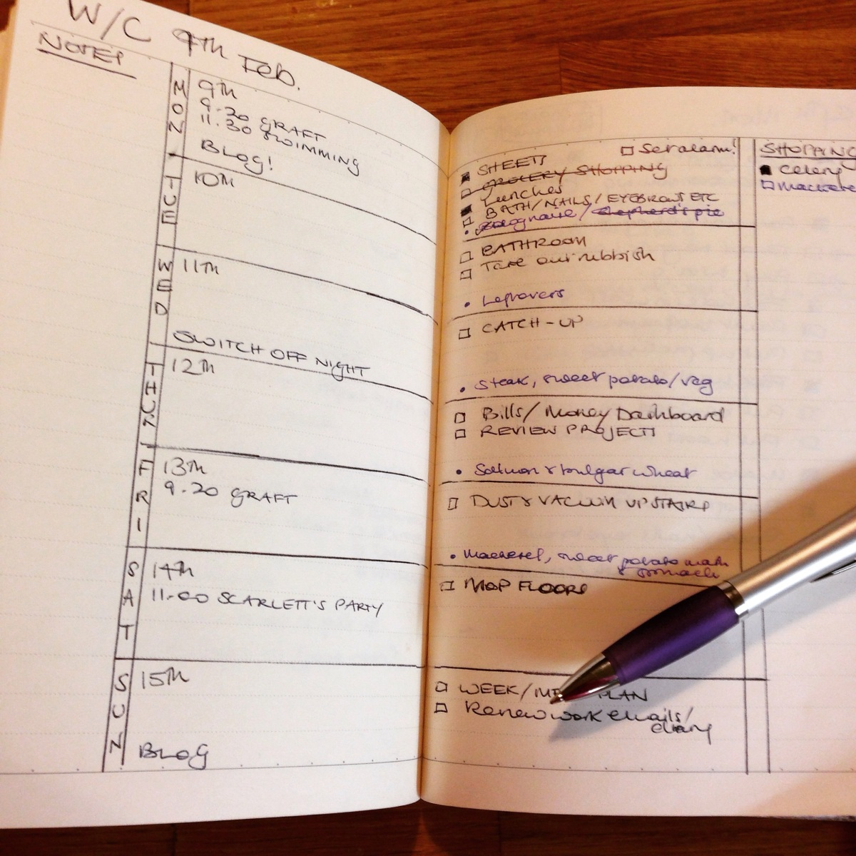Bullet journal personalisation: make the system work for you