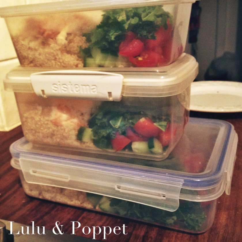 Prepared lunches