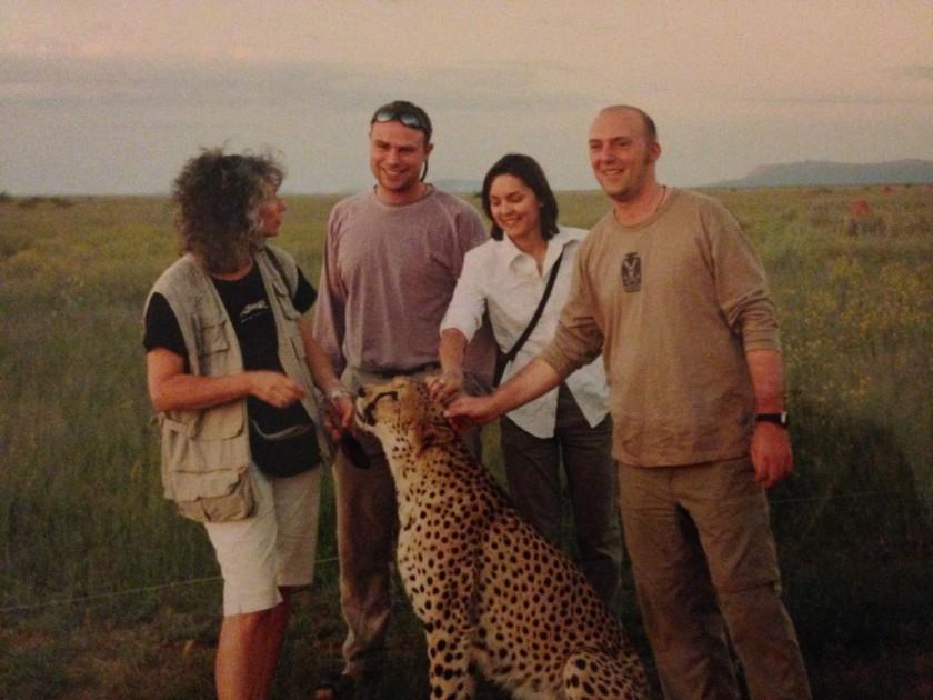 Cheetah Conservation Fund 2002